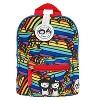 "Zip & Zoe Mini 10"" Kids' Backpack & Safety Harness - Rainbow - image 2 of 4"