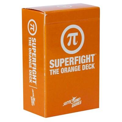 Superfight: Orange (Geek)Deck Game