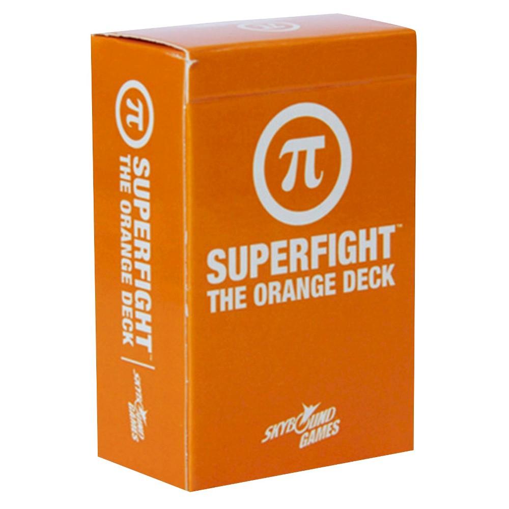 Superfight: Orange (Geek) Deck Game