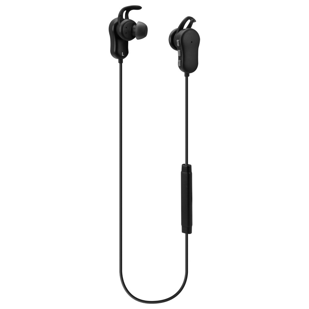 iLive Audio Active Noise Cancellation Wireless Earbuds - Black (IAEP58B)