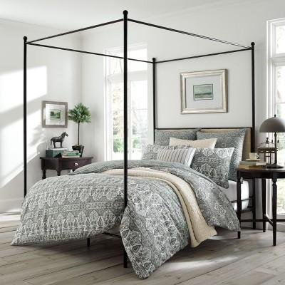gray brie comforter set stone cottage target rh target com cottage chic comforter sets cottage bed comforter sets