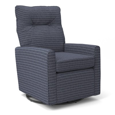 Best Chairs Phylicia Swivel Glider