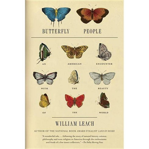 Butterfly People - by  William R Leach (Paperback) - image 1 of 1