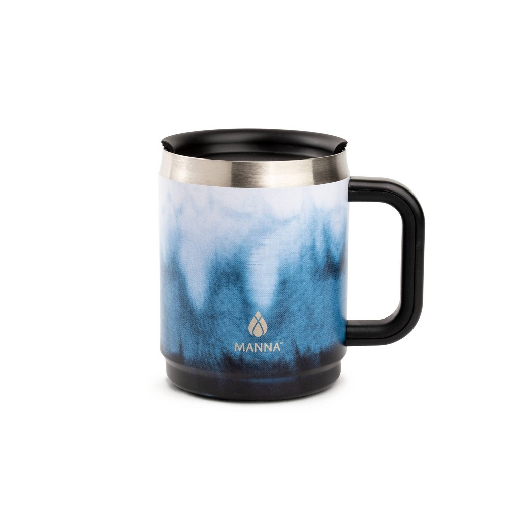 Image of Manna 14oz Boulder Travel Mug Blue