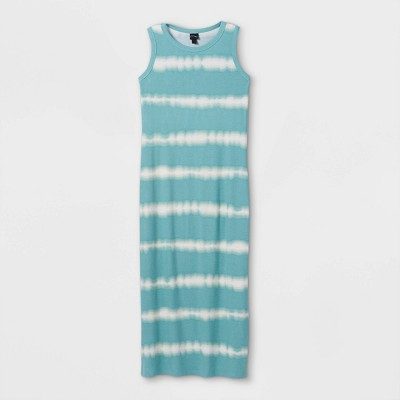 Girls' Knit Maxi Sleeveless Dress - art class™