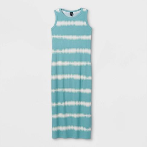 Girls' Knit Maxi Sleeveless Dress - art class™ - image 1 of 2