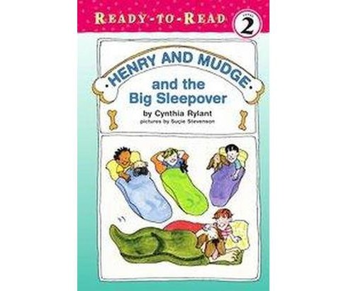 Henry and Mudge and the Big Sleep over (School And Library) (Cynthia Rylant) - image 1 of 1