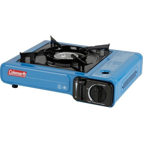coleman 1 burner table top butane stove target