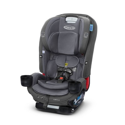 Graco SlimFit3 LX 3-in-1 Convertible Car Seat