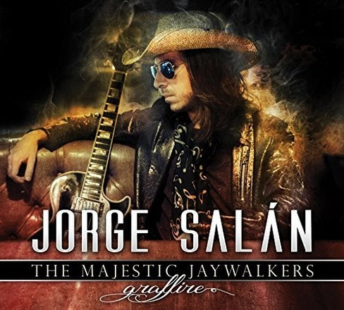 Jorge Salan - Graffire (CD) - image 1 of 1