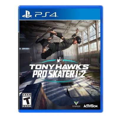 Tony Hawk's: Pro Skater 1 + 2 - PlayStation 4