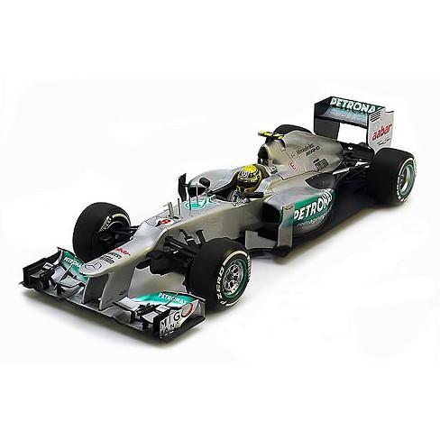 2012 Mercedes Amg Petronas F1 Team W03 Nico Rosberg Target