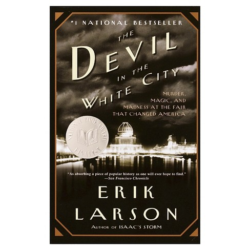 Image result for the devil in the white city by erik larson