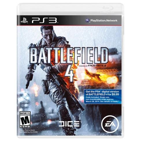 Battlefield 4: Standard Edition PlayStation 3 - image 1 of 5