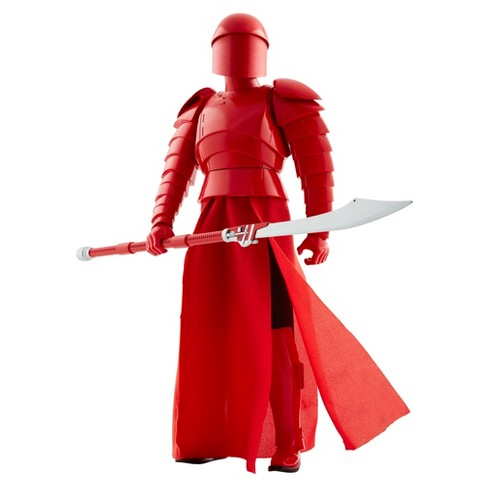 "Star Wars: The Last Jedi Praetorian Guard Exclusive Action Figure 18"" - image 1 of 13"