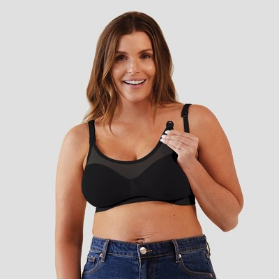 Bravado! Designs Women's Body Silk Seamless Sheer Nursing Bra