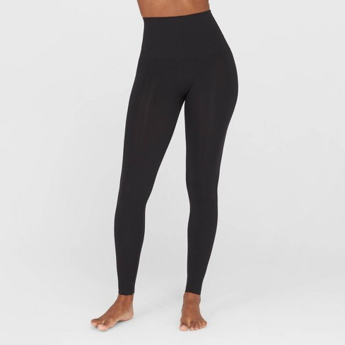 ASSETS by SPANX Women's Seamless Slimming Leggings - image 1 of 4