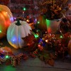6ct Battery Operated LED Fairy String Lights Multicolored - LumaBase - image 2 of 4