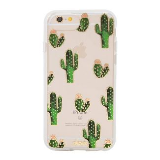 Sonix Apple iPhone SE (2nd gen)/8/7/6s/6 Clear Coat Case - Prickly Pear