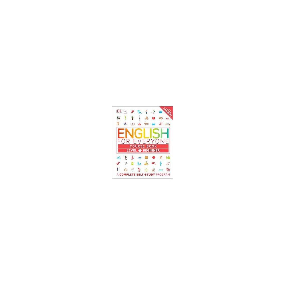 English for Everyone, Level 1 : Beginner Course Book (Hardcover) (Rachel Harding)