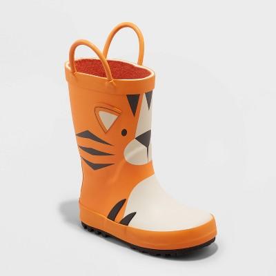 Toddler Boys' Pull-On Rain Boots - Cat & Jack™