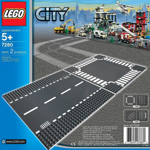 LEGO® City Straight & Crossroad 7280 - image 1 of 4