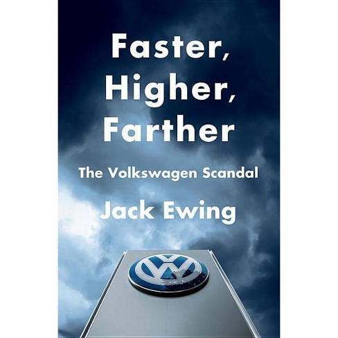 Faster, Higher, Farther - by  Jack Ewing (Hardcover) - image 1 of 1