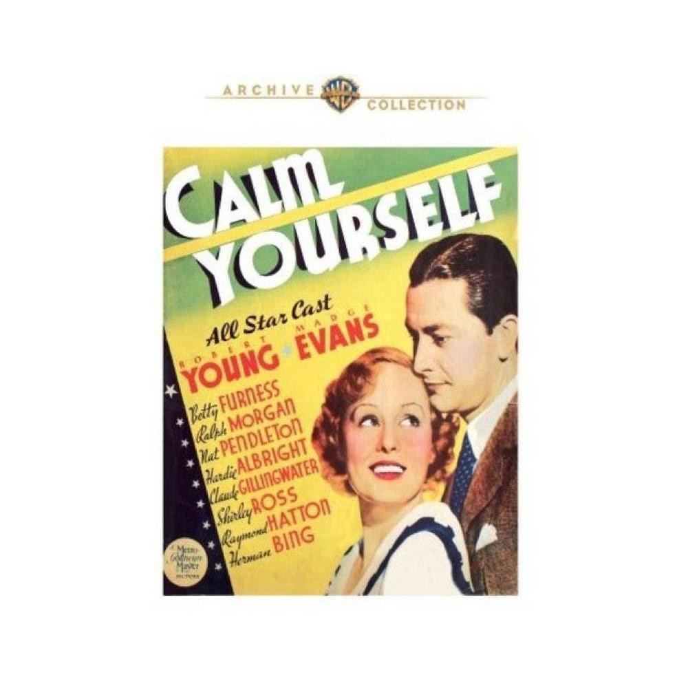 Calm Yourself Dvd 2018