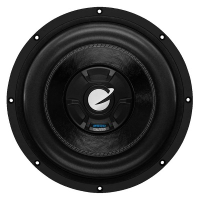 Planet Audio BBD12B Big Bang 3 12-Inch 2500 Watt 4 Ohm Dual Voice Coil Car Audio Subwoofer with Pressed Paper Cone and Foam Surround, Black, Single