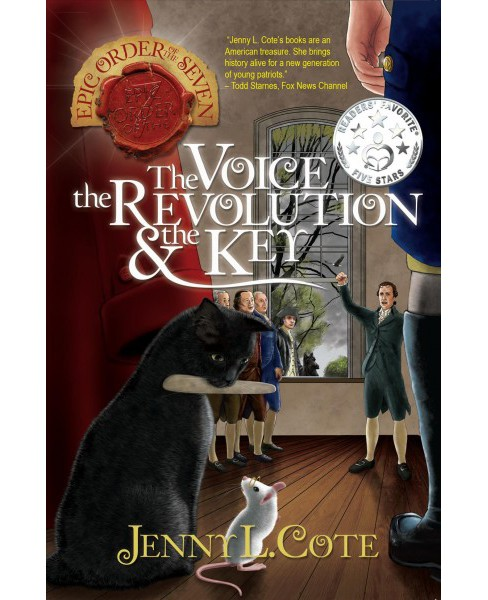 Voice, the Revolution & the Key (Paperback) (Jenny L. Cote) - image 1 of 1
