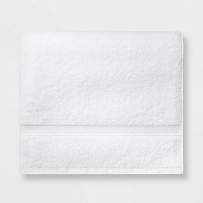 Soft Solid Bath Towel White - Opalhouse™