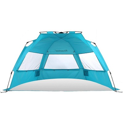 Outdoor Automatic Pop-Up Sun Shelter - Alvantor