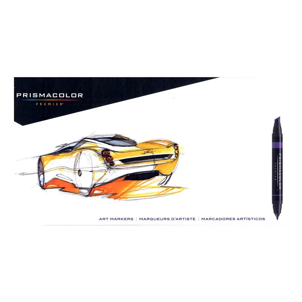 Image of Art Marker Set Multicolor - Prismacolor 24ct