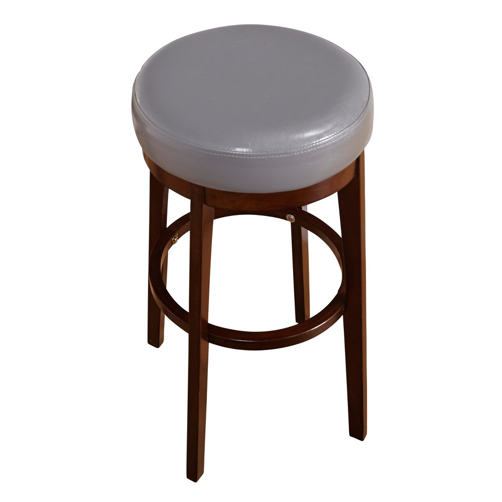 Counter Stool Target Marketing Sys Gray Brown