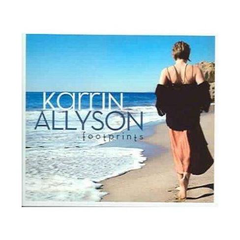 Karrin Allyson - Footprints (CD) - image 1 of 1