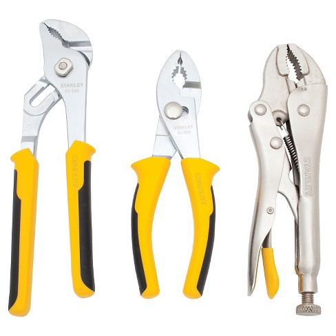 STANLEY® 3 Piece Plier Set - STHT72309 - image 1 of 1