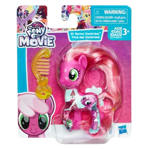 my little pony the movie all about cheerilee target