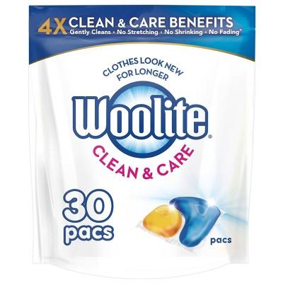 Woolite - Gentle Cycle Detergent Pacs 30 ct.