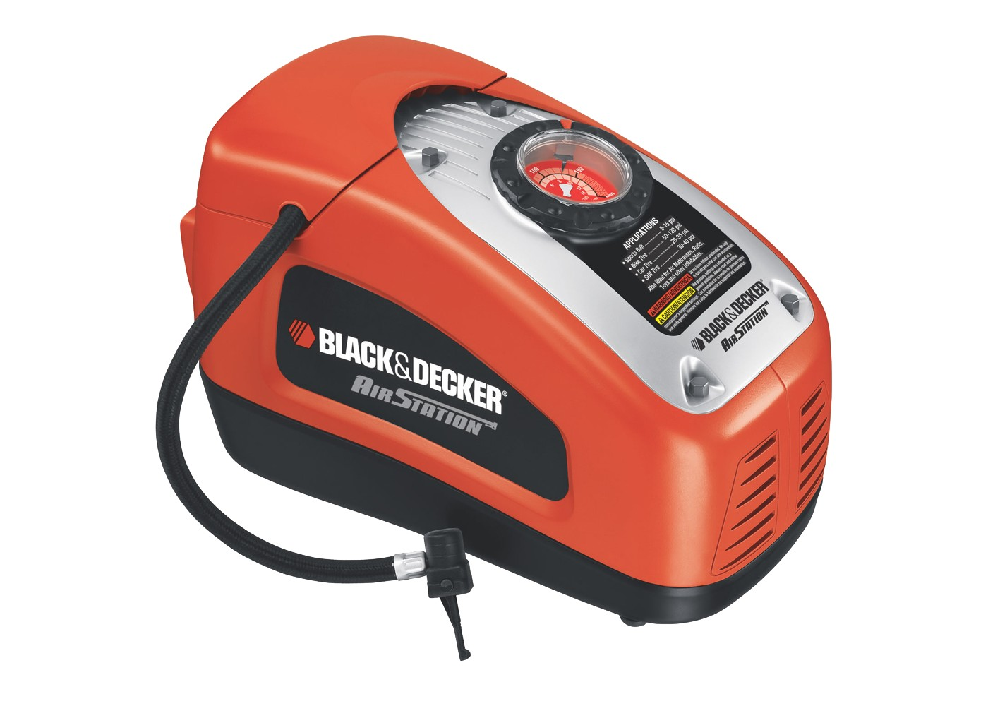 "BLACK+DECKERâ""¢ Black & Decker Air Station Inflator - image 1 of 9"