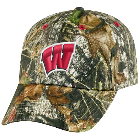 NCAA Wisconsin Badgers MOP Adjustable Baseball Hat - image 1 of 2