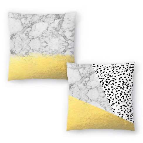 Americanflat Claire And Carina By Charlotte Winter Set Of 2 Throw Pillows Target