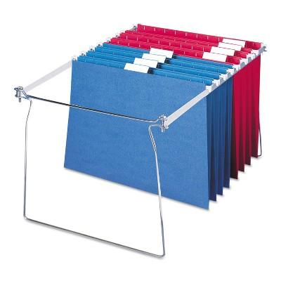 """Smead Hanging Folder Frame Letter Size 23-27"""" Long Steel 2/Pack 64870"""