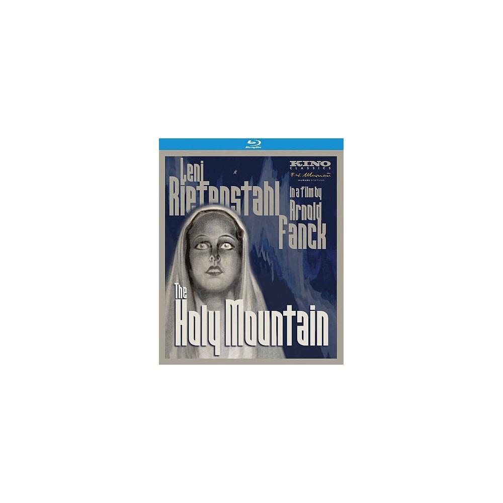 Holy Mountain (Blu-ray), Movies