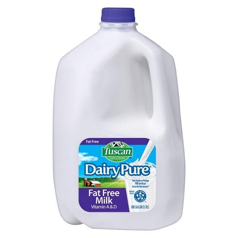 DairyPure Skim Milk - 1gal - image 1 of 1