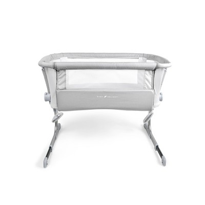 Baby Delight Beside Me Dreamer Bassinet and Bedside Sleeper - Driftwood Gray