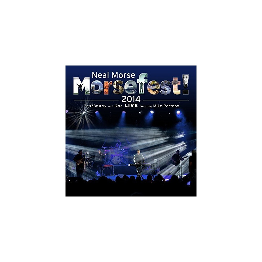 Neal Morse - Morsefest 2014 (CD)