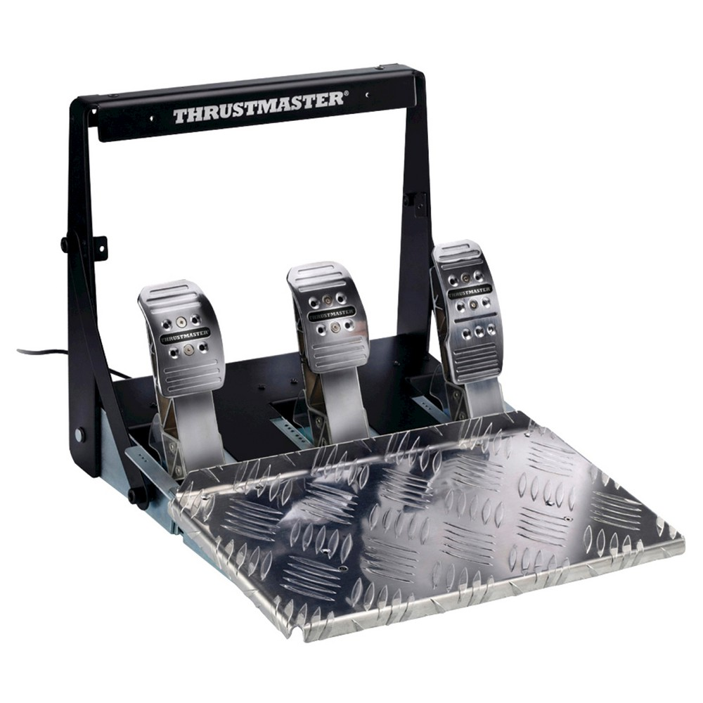 Thrustmaster T3PA-Pro 3-Pedal Add-On Set, Black