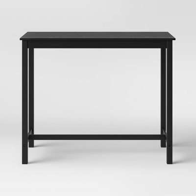 Counter Height Dining Table Set Black - Threshold™