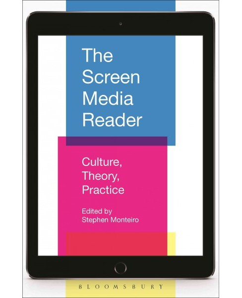 Screen Media Reader : Culture, Theory, Practice (Paperback) - image 1 of 1