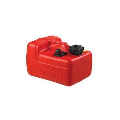 Scepter Eco Friendly OEM Choice 3.2 Gallon 12 L Portable Marine Fuel Tank, Red
